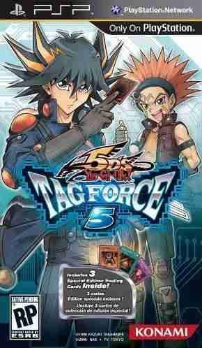Descargar Yu-Gi-Oh 5Ds Tag Force 5 [MULTI5][FIX] por Torrent